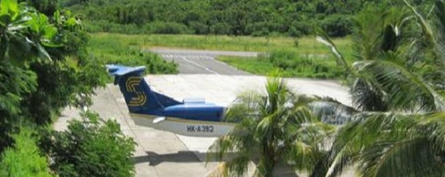 Aeropuerto de la isla Fuente siriushotel net